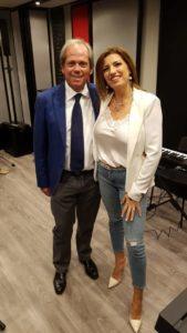Paola Alessandri ed Ettore Pompili