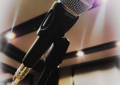 strumentazione della scuola di musica a genzano