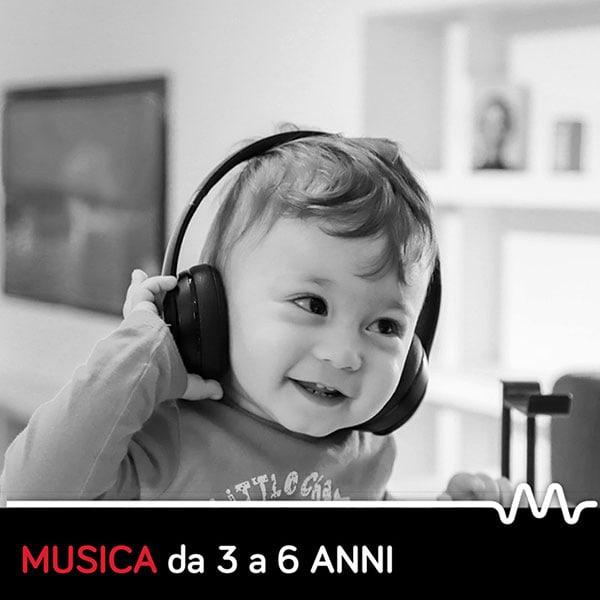 musica per bambini il corso